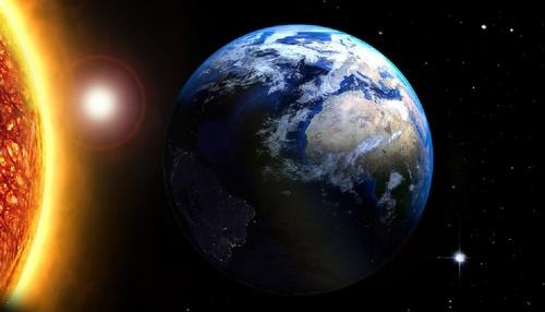 """""""Теория полого Солнца"""": внутри звезды живут пришельцы?"""