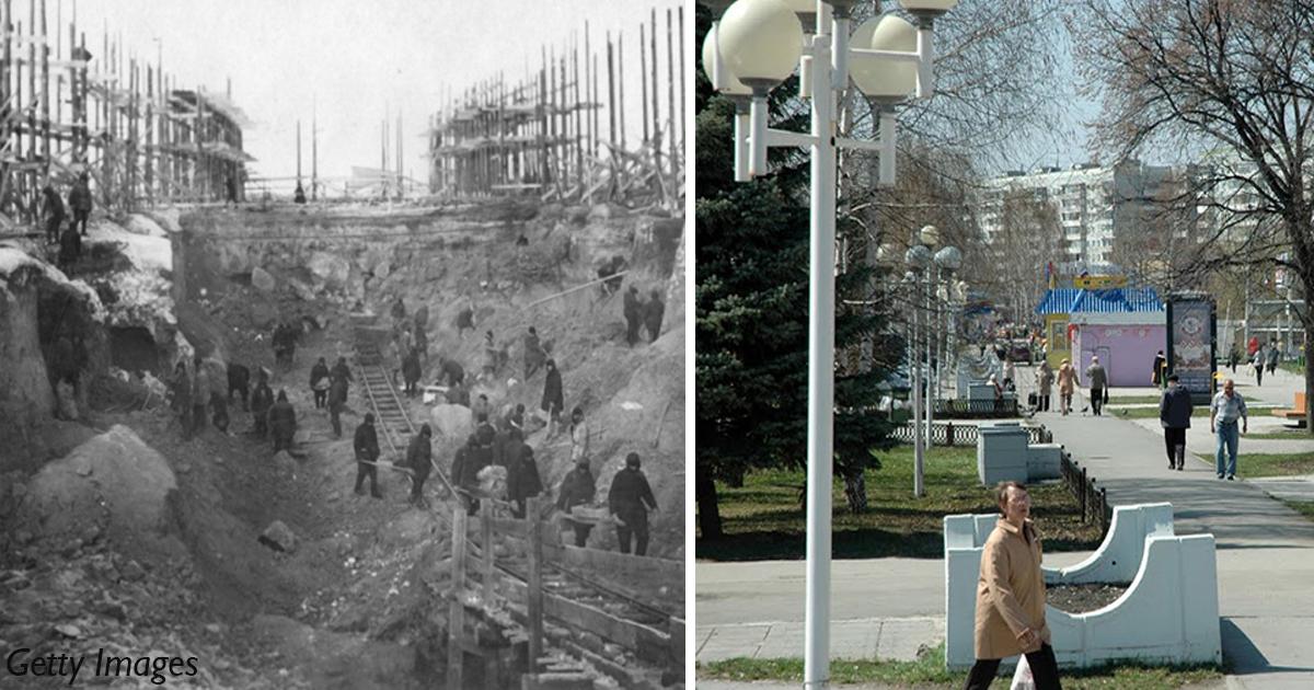 80 000 человек живут в закрытом городе, о котором мир не знал 49 лет