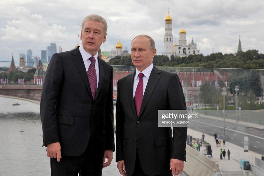 О новом назначении Сергея Собянина