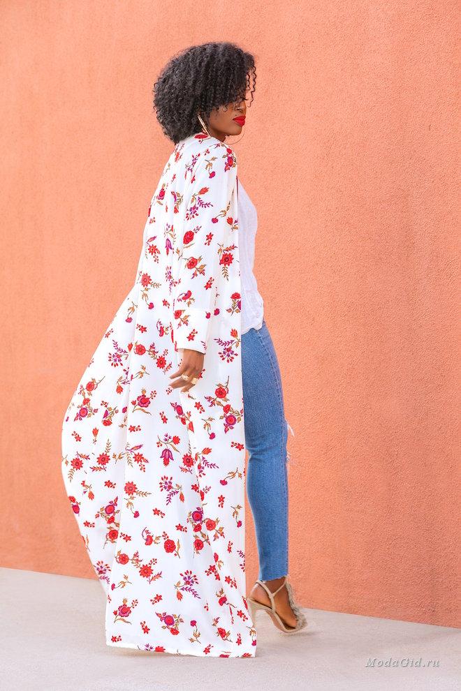 Как правильно обыграть цвета в нарядах вместе с Folake Kuye Huntoon