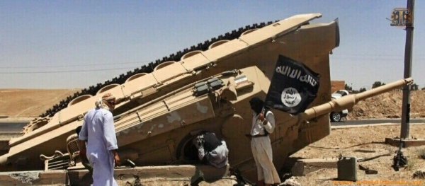 Пока «Абрамсы» гниют в ангарах, Т-90, Т-72 и Т-55 захватили Ближний Восток