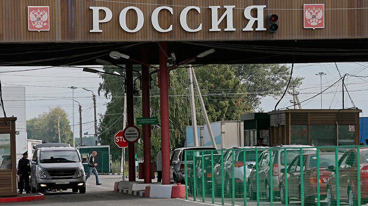 Россия усилила контроль на границах из-за вспышки кори на Украине