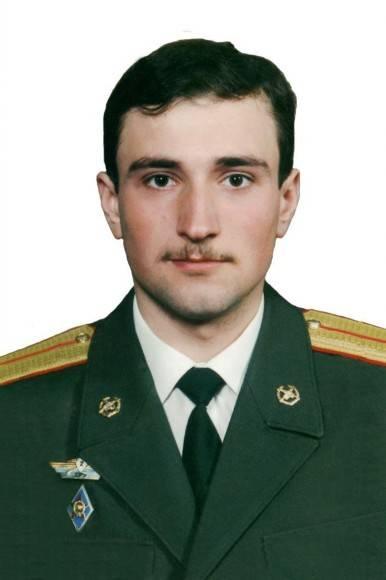 Забытые герои войн. Боченков Михаил Владиславович