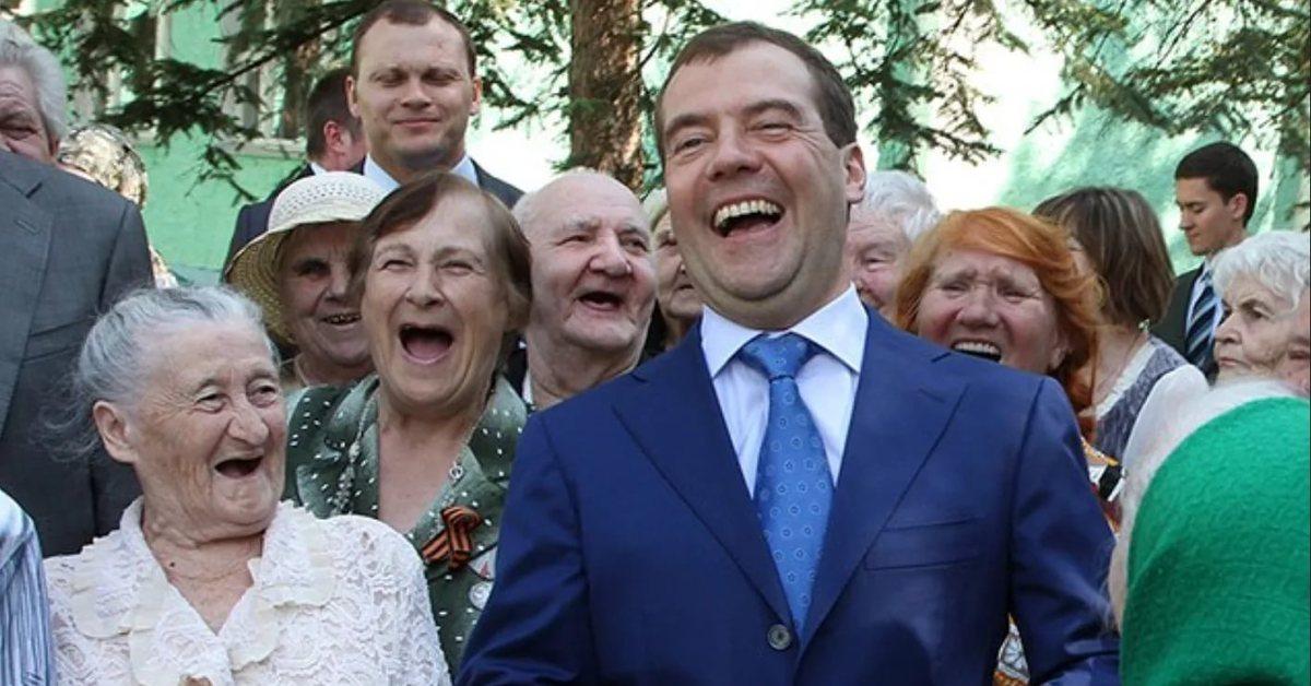 Пенсионеры в России будут в золоте купаться