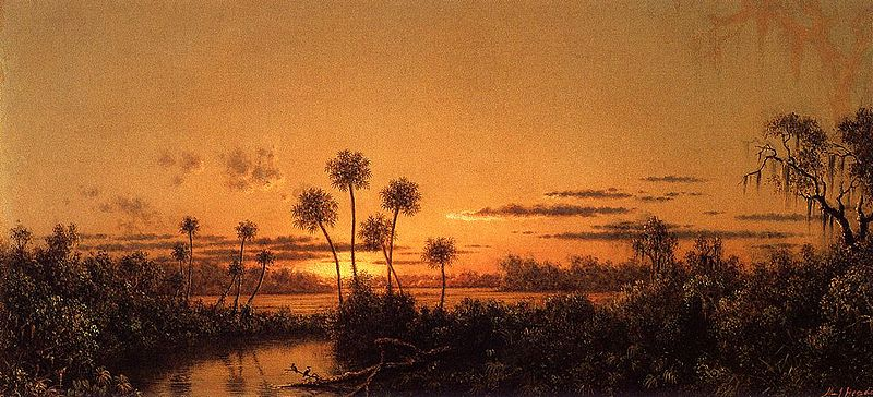 File:Florida River Scene Early Evening After Sunset Martin Johnson Heade.jpeg