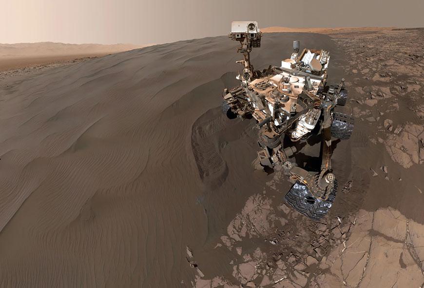 Иные миры. Внеземные фотки с того света - прилетайте к нам на Марс!