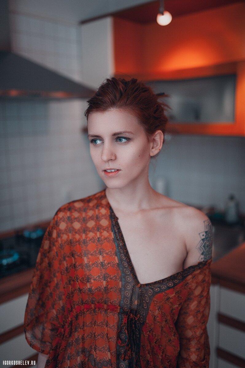 модель - Эрика Парфенова, фотограф Игорь Кошелев