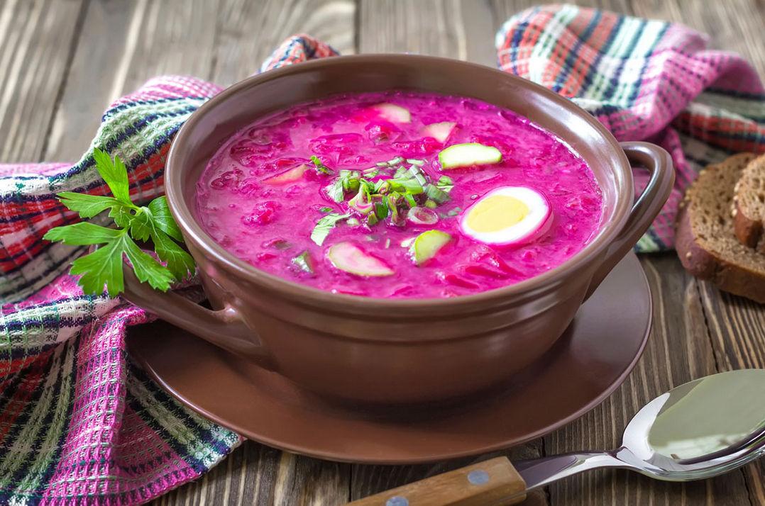 Холодный суп - 5 вкуснейших рецептов. Как правильно заморозить фрукты и ягоды