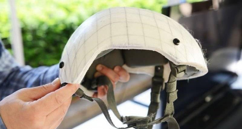 Армия США может перейти на пластиковые защитные шлемы