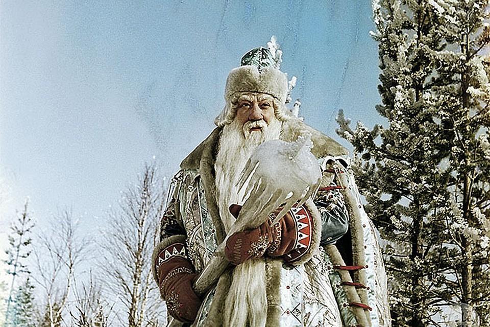 Лучшие Деды Морозы и Снегурочки в истории отечественного кинематографа