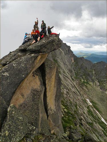За здоровьем и счастьем - в горы. Фотосафари в Ергаки 57, 4 часть