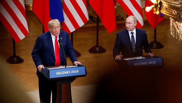 На Трампа обрушилась волна критики после встречи с Путиным
