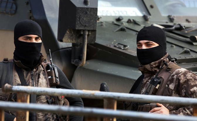 Эрдоган отправляет спецназ в Сирию для войны с Асадом