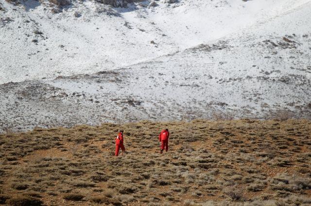 В Иране обнаружены обломки разбившегося пассажирского самолета
