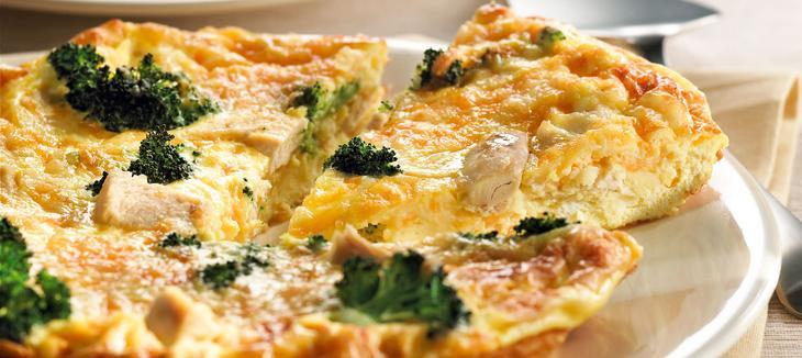 Итальянская фриттата. Блюдо для завтраков и пикников