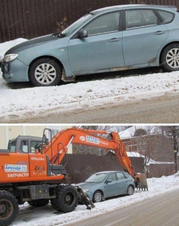 С твоей машиной что то не так BroDude.ru avto fail 0765617728
