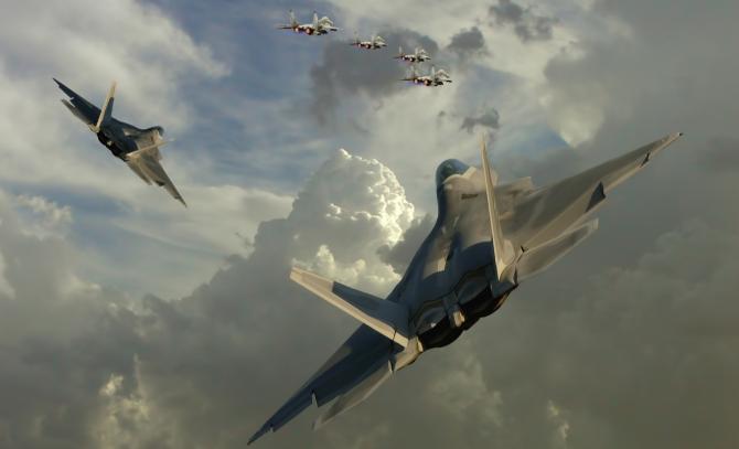Пентагон требует разрешения сбивать российские самолеты