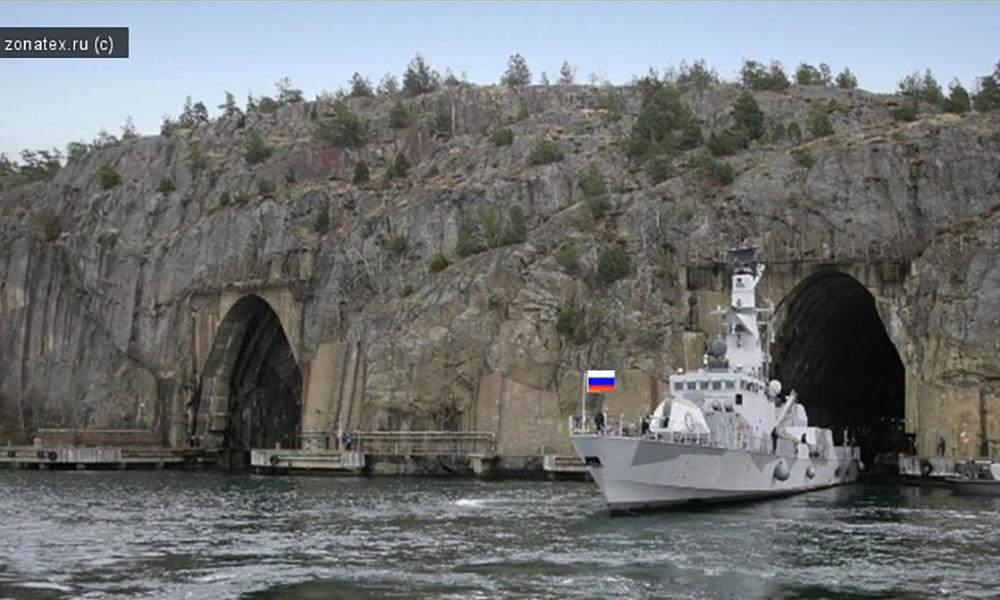 СТОЛТЕНБЕРГ ПРОДАЛ СЕКРЕТНУЮ ВОЕННУЮ БАЗУ НАТО РОССИИ