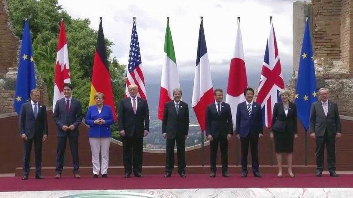 В России взорвались гневным ответом на заявление G7 о новых санкциях