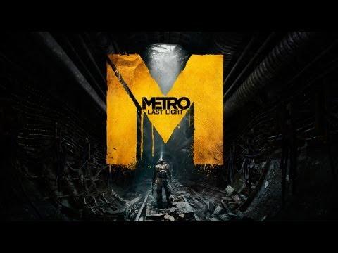 Прохождение - Metro: Last Light-Вступление.Спарта.