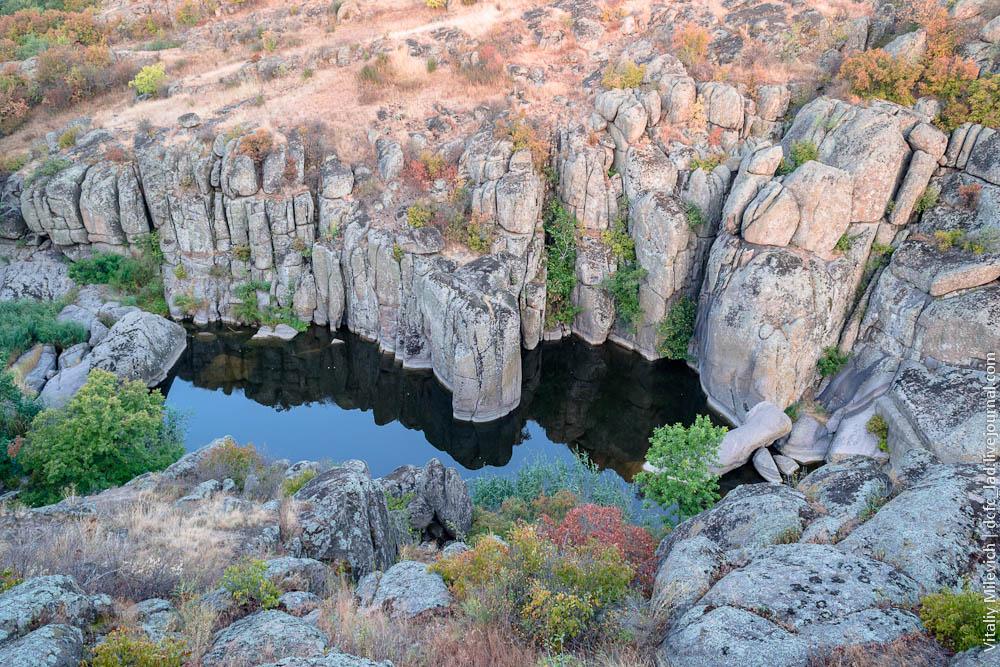 «Долина дьявола» - Актовский каньон