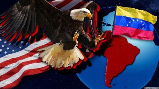 Юлия Витязева: Подавится ли американский орёл венесуэльской нефтью?