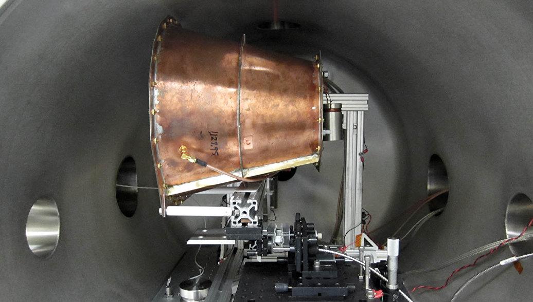 В Китае заявили, что создали двигатель, нарушающий законы физики