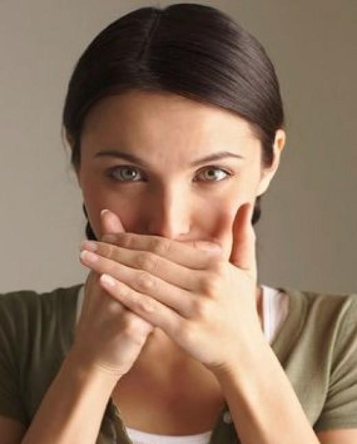 Запах изо рта лечение народными средствами