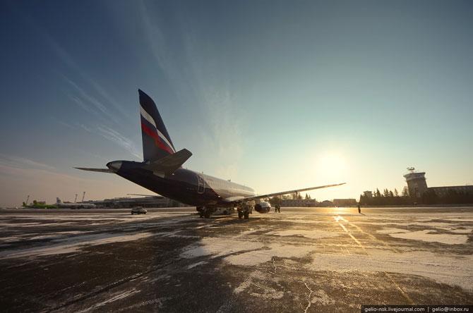 Производство Sukhoi Superjet 100 в НАПО им. В.П. Чкалова