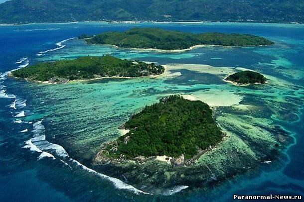Ученые обнаружили в Индийском океане остатки древнего микроконтинента.