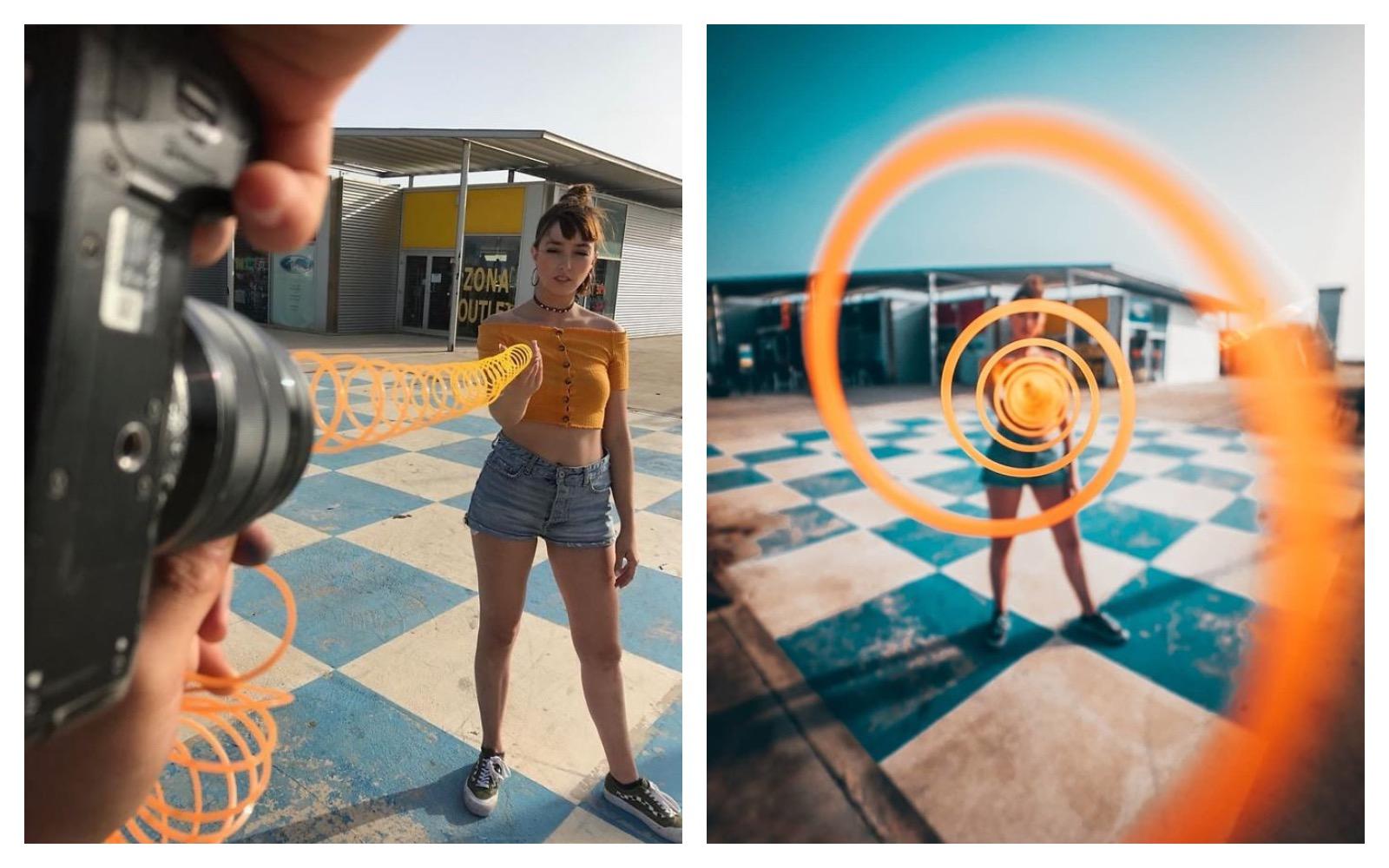 Лайфхаки для удивительных 3D фотографий отДжорджи Пуча