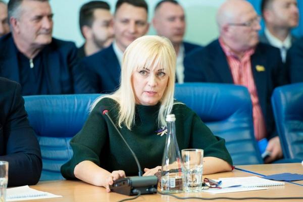 СБУ проводит обыски вквартире львовской общественницы Инны Иваночко