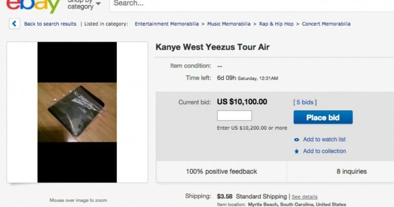 15 самых безумных вещей, которые можно купить на eBay