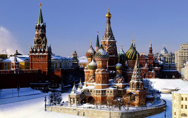 Мир о России