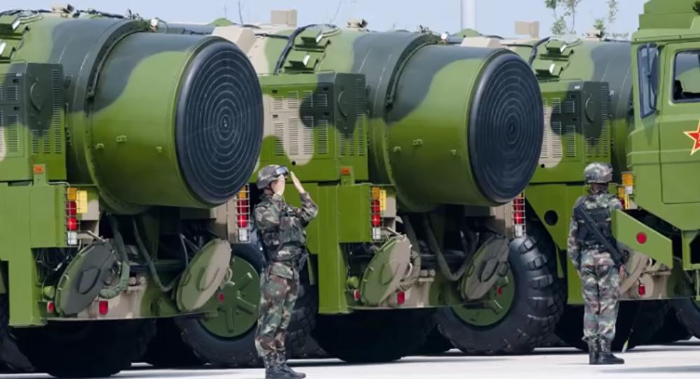 В Пентагоне заявили об отработке Китаем военного удара по США