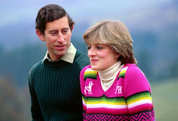 Принц Чарльз и принцесса Диана: обреченная любовь картинка