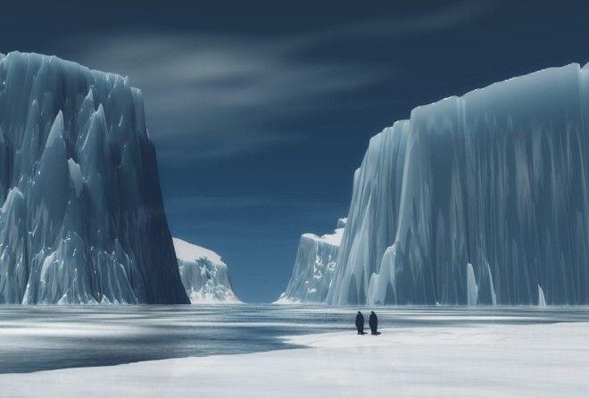 Находки ученых в Антарктиде