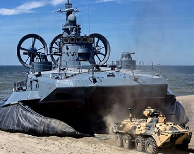 Морпехи РФ получат «летающие» корабли