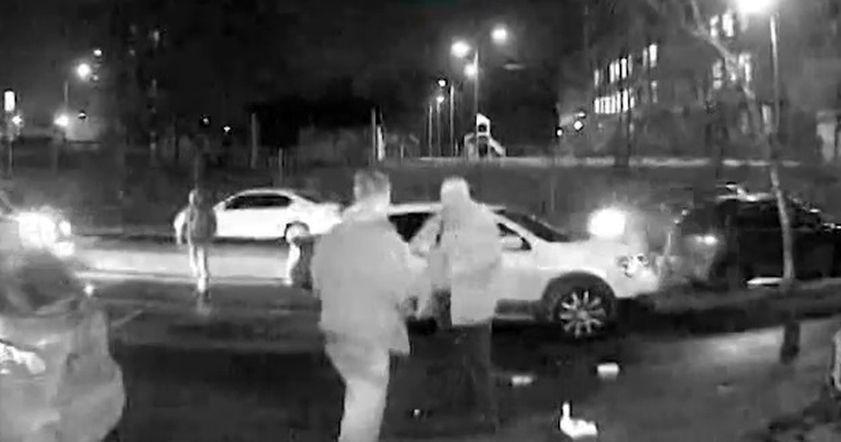 В Москве арестовали полицейского, спасшего троих человек от пьяного хулигана