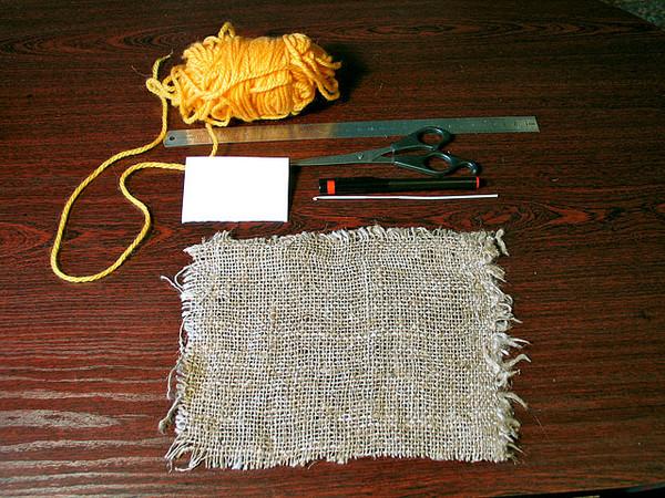 Что можно сделать из остатков пряжи - идея для любителей рукоделия