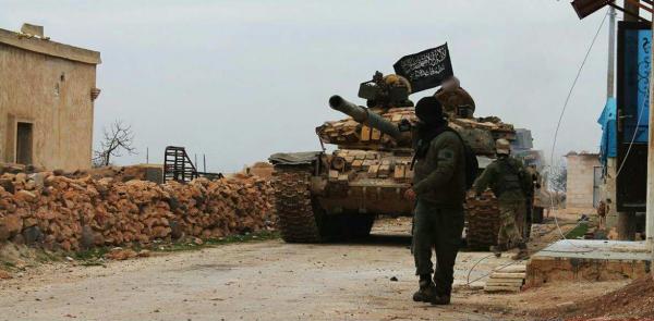 Волны смертников и танков: Орды «Аль-Каиды» пытаются сломить оборону Армии Сирии в Идлибе