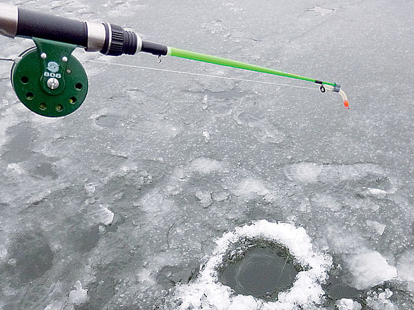 Хищники последнего льда: как наловить рыбы