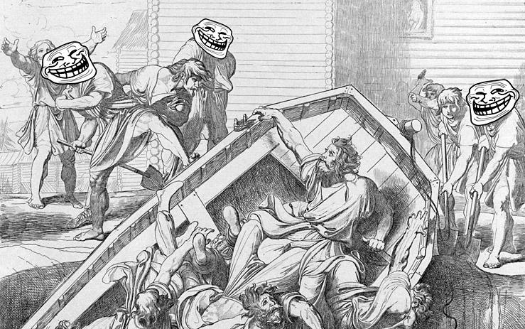 Самая страшная женская месть: 5 примеров из истории