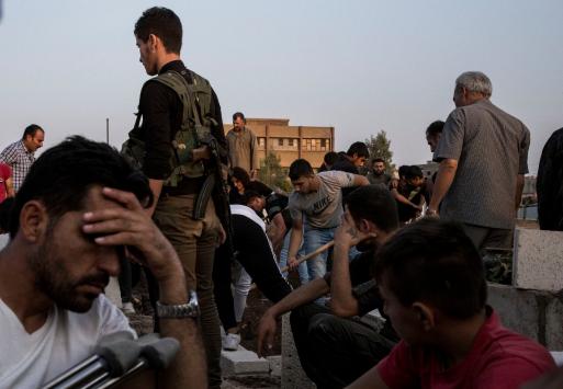 Курды готовы звать на помощь самолёты России