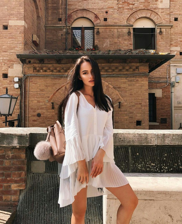 Бохо выкройка блузы-жилета