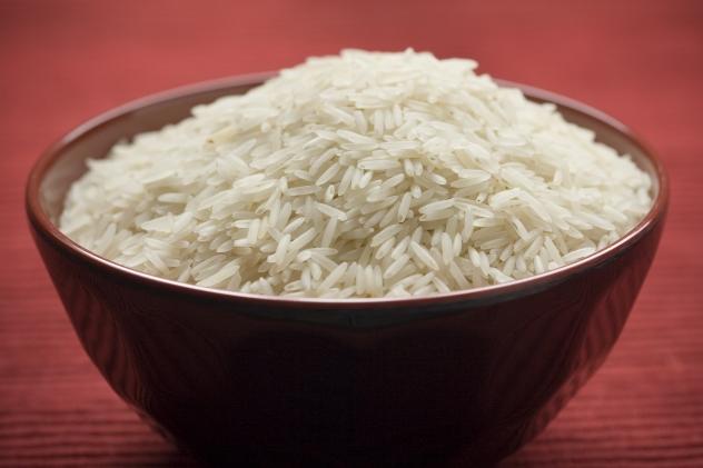 Очищение и похудение с помощью рисовой диеты