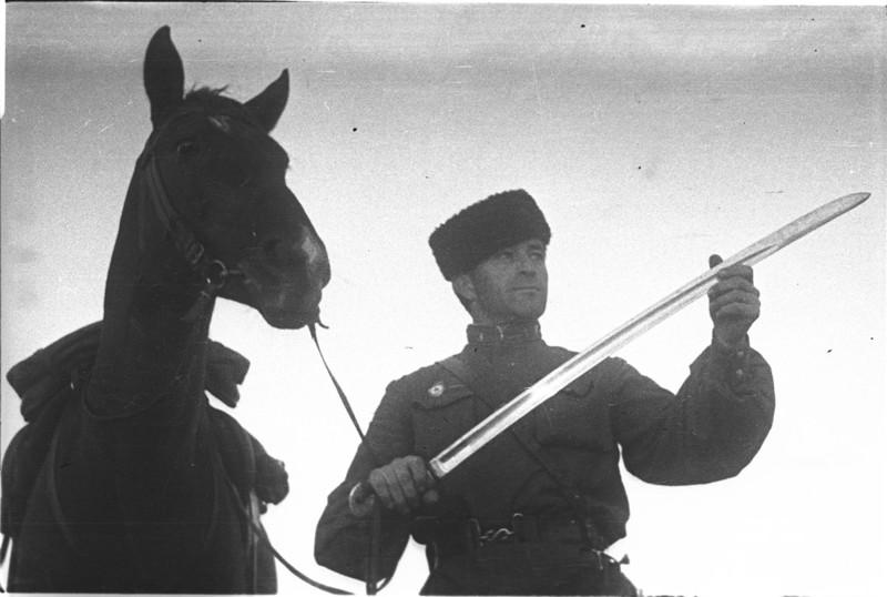 Крупнейшая конная лава в истории Великой Отечественной - бой у станицы Кущёвской в 1942 году
