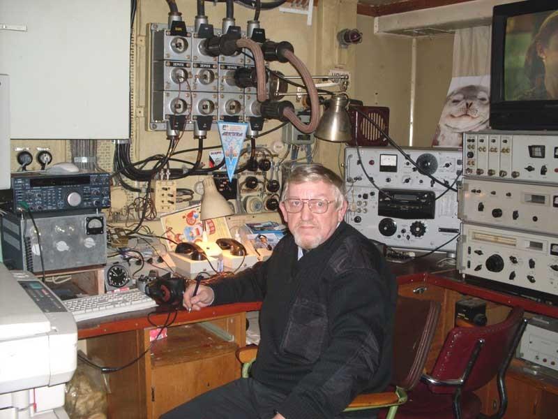 Рассказ радиолюбителя