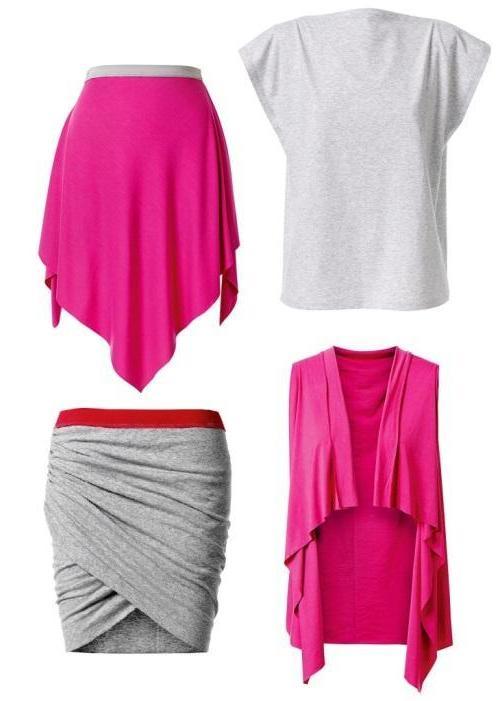 Суперлегко: шьем юбку, топ и жилет без выкройки