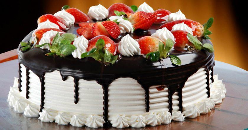 Идеи украшения тортов и пирогов